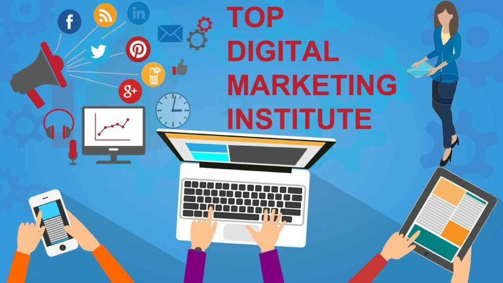 Digital Marketing Institute in delhi