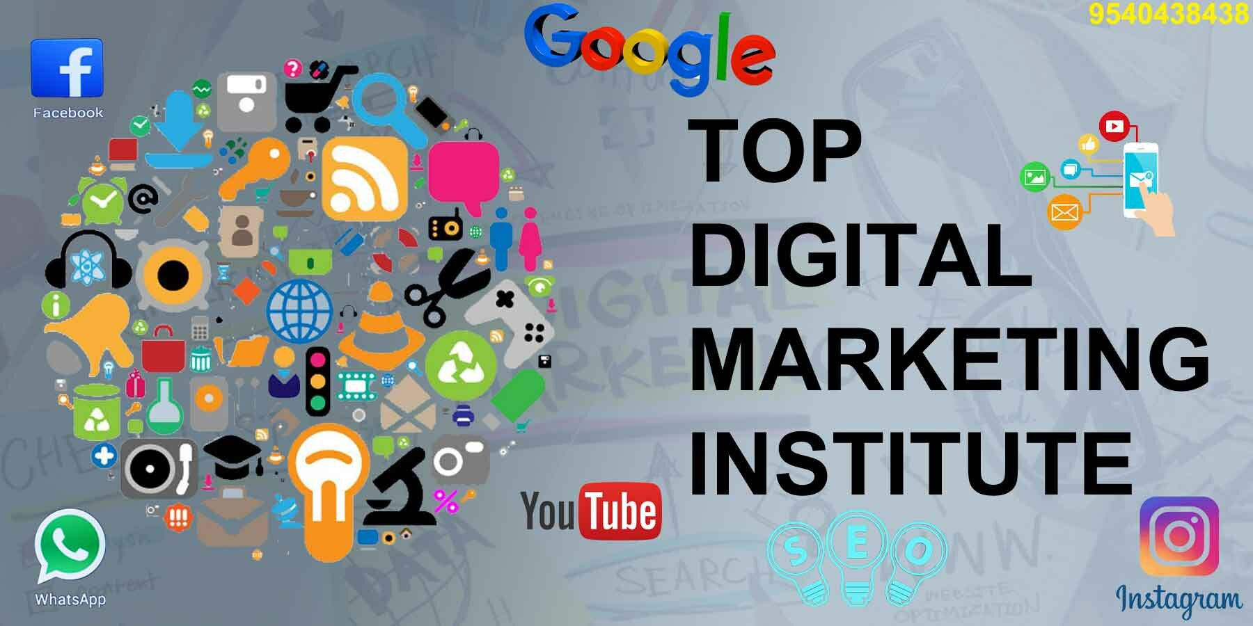 Top Digital Marketing Institute
